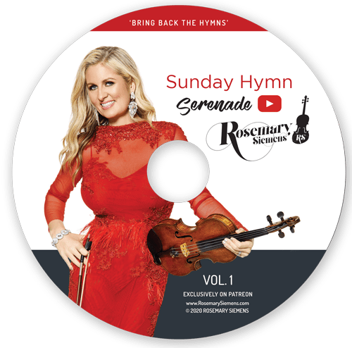 Sunday Hymn Serenade CD Vol. 1